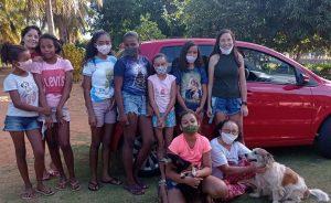 Meninas do interior foram mais afetadas pela pandemia da covid-19