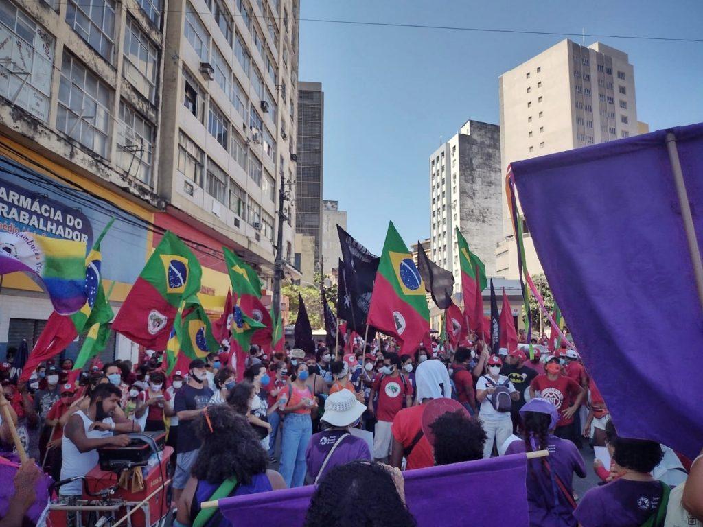 Gritos dos Excluídos e Excluídas no Recife, 2021