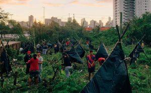 Ocupação 8 de Março abriga 200 famílias do MTST