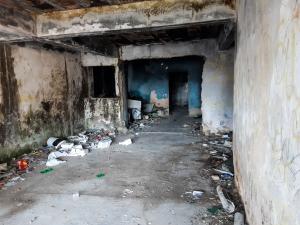 Casa no Córrego do Deodata que Deveria ser uma creche está abandonada (1)