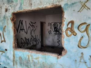 Casa no Córrego do Deodata que Deveria ser uma creche está abandonada (16)