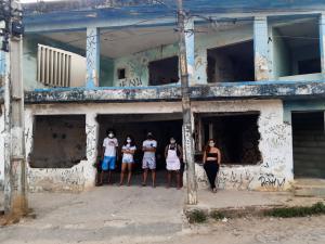 Casa no Córrego do Deodata que Deveria ser uma creche está abandonada (2)
